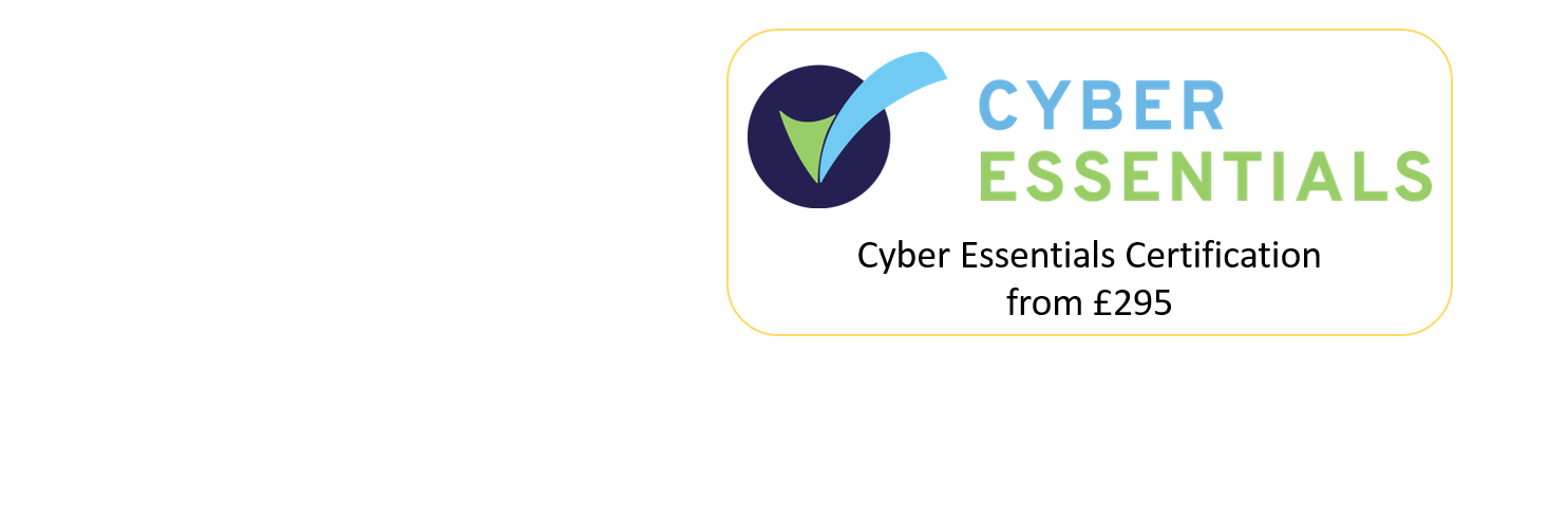 Looking to be Cyber Essentials Certified?