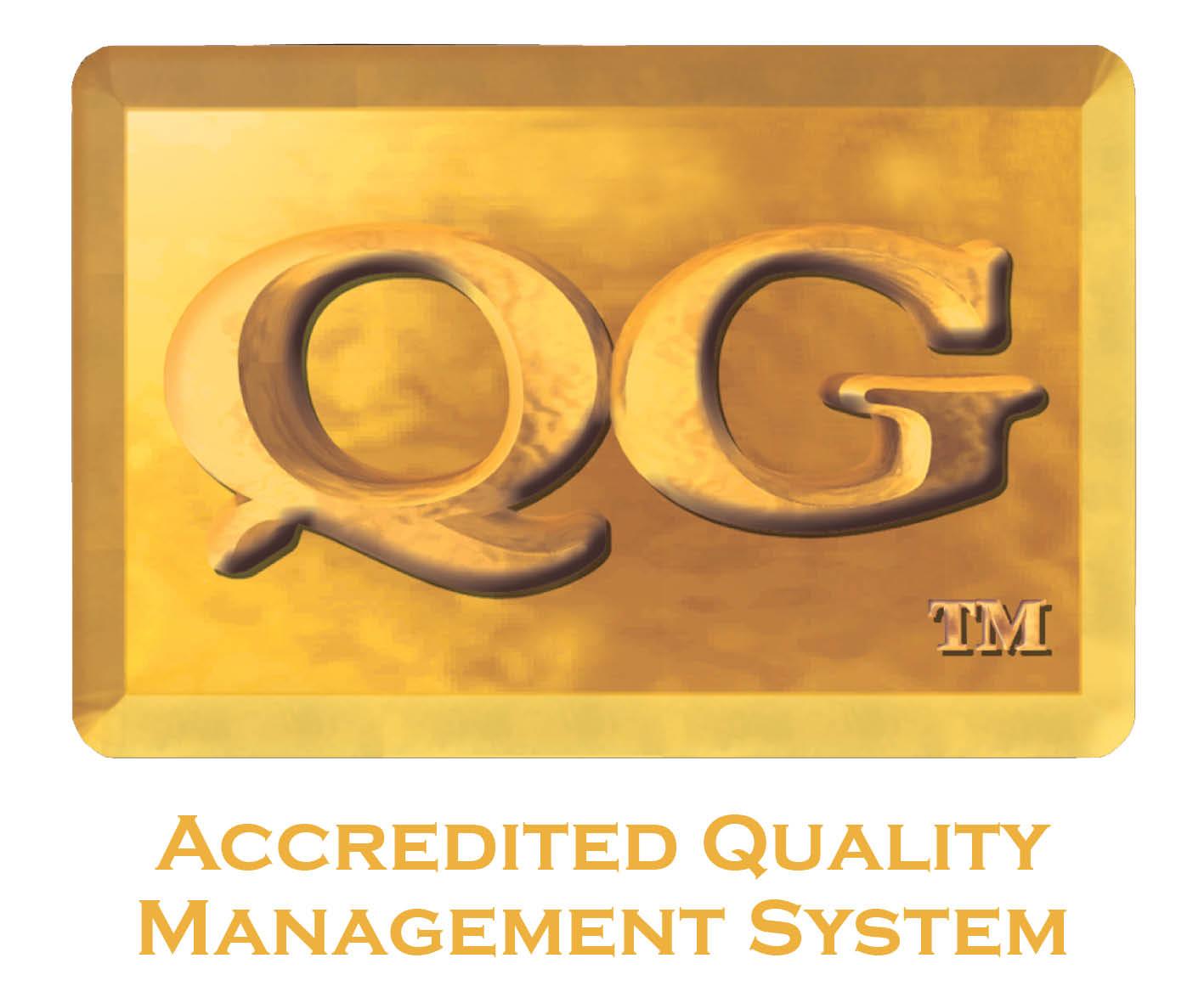 quality guild logo